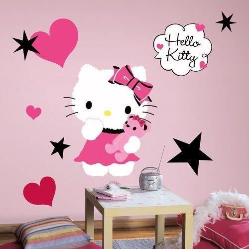 Top 25 Ideas About Hello Kitty Room Decor On Pinterest