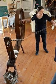 Image result for connemara great spinning wheel