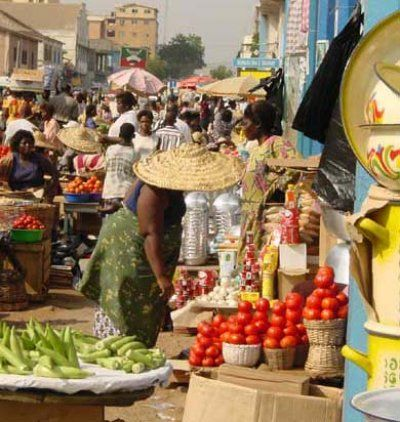 "Tema, Ghana: Tema is Ghana's major port and your gateway to Accra, the nation's capital. Europeans descended on Ghana in the 15th-century in search of gold. The wealth of the slave trade led them to stay, erecting forts along the Gulf of Guinea and naming the region ""The Gold Coast."" Today, Ghana is one of the most densely populated countries in West Africa, with a total population of about 20 million people.  #PrincessCruises take me to these fabulous markets so I can shop! #Travel"