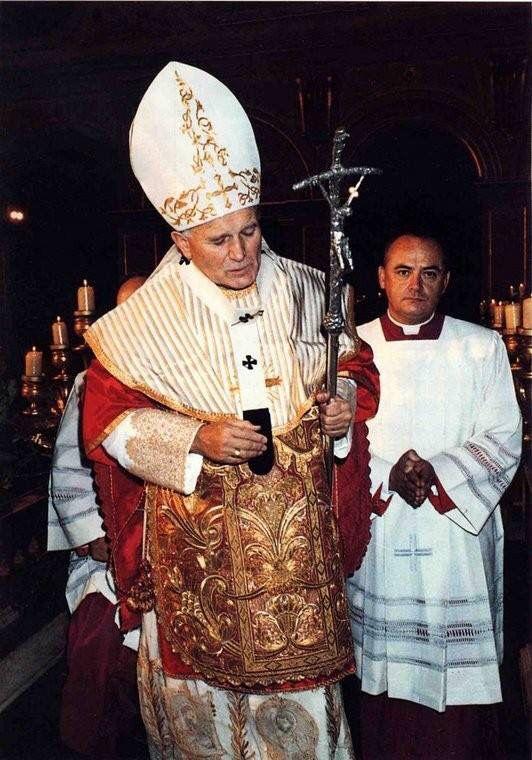 S. Giovanni Paolo II