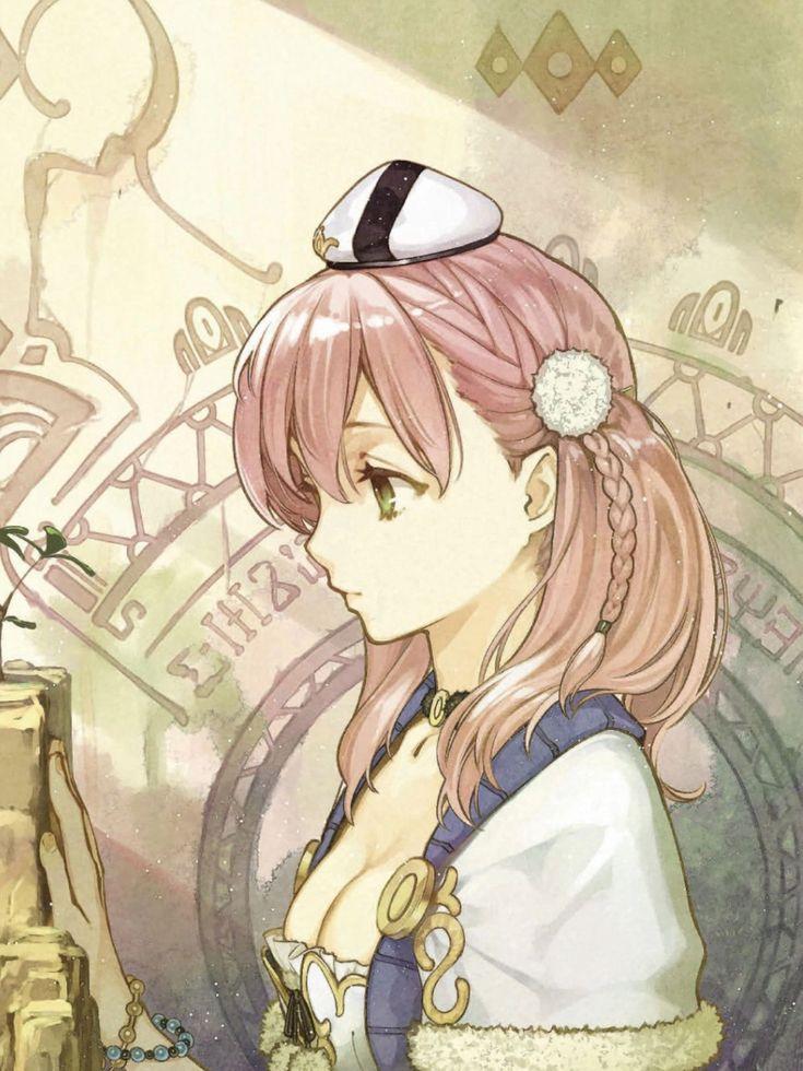 Atelier Escha & Logy in 2020 Anime, Anime music, Atelier