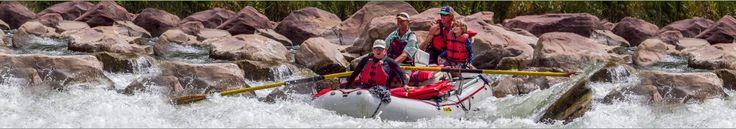 Green River Rafting Trips | White Water Rafting in Vernal, Utah