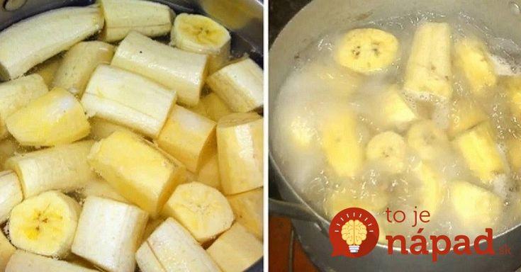 Uvarte si banány so škoricou a vypite ich pred spaním. S vaším telom to urobí zázraky!