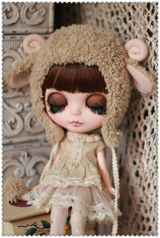 hair styling doll blythe outstanding beautiful blythe 5418