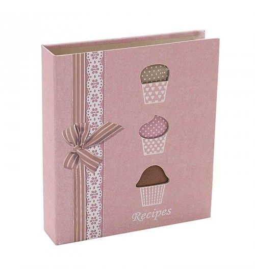 PASTRY NOTE BOOK 20X5X23