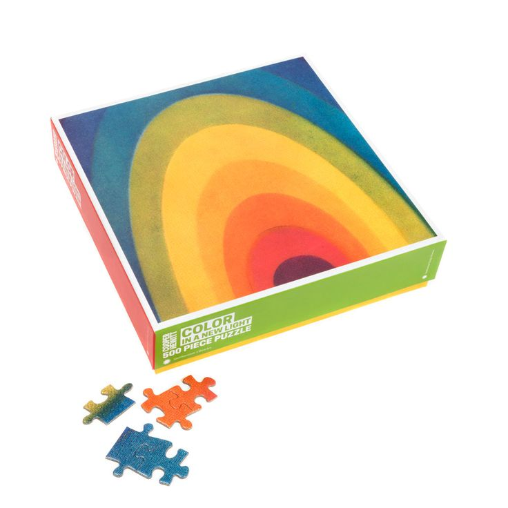 Color in a New Light Puzzle