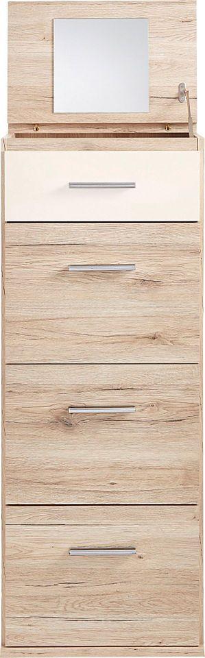 Wimex Hochkommode ´´Jork´´ Jetzt bestellen unter: https://moebel.ladendirekt.de/wohnzimmer/schraenke/highboards/?uid=6f39ab17-71b4-5f30-b1d7-f698866af1a5&utm_source=pinterest&utm_medium=pin&utm_campaign=boards #highboards #schraenke #kommoden #wohnzimmer #sideboards