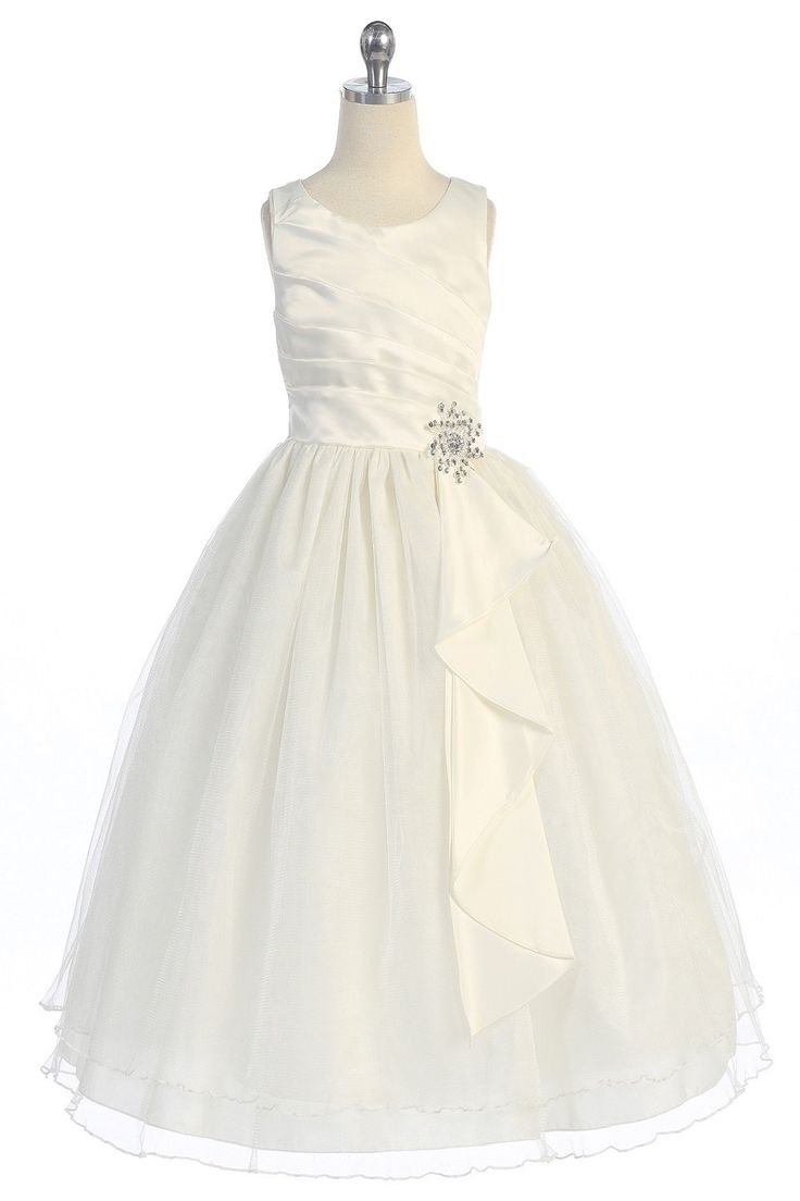 Junior Bride Dress