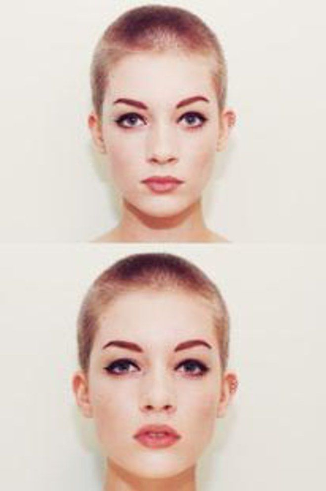 The Buzz Cut. For more ideas, click the picture or visit www.sofeminine.co.uk