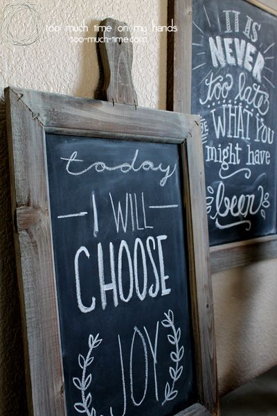 Inspirational Chalk Board Messages and Chalk Art 2 copy