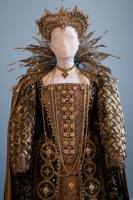 """Gowns Pagan Wicca Witch:  Tudor #gown (from """"Shakespeare in Love"""")."""