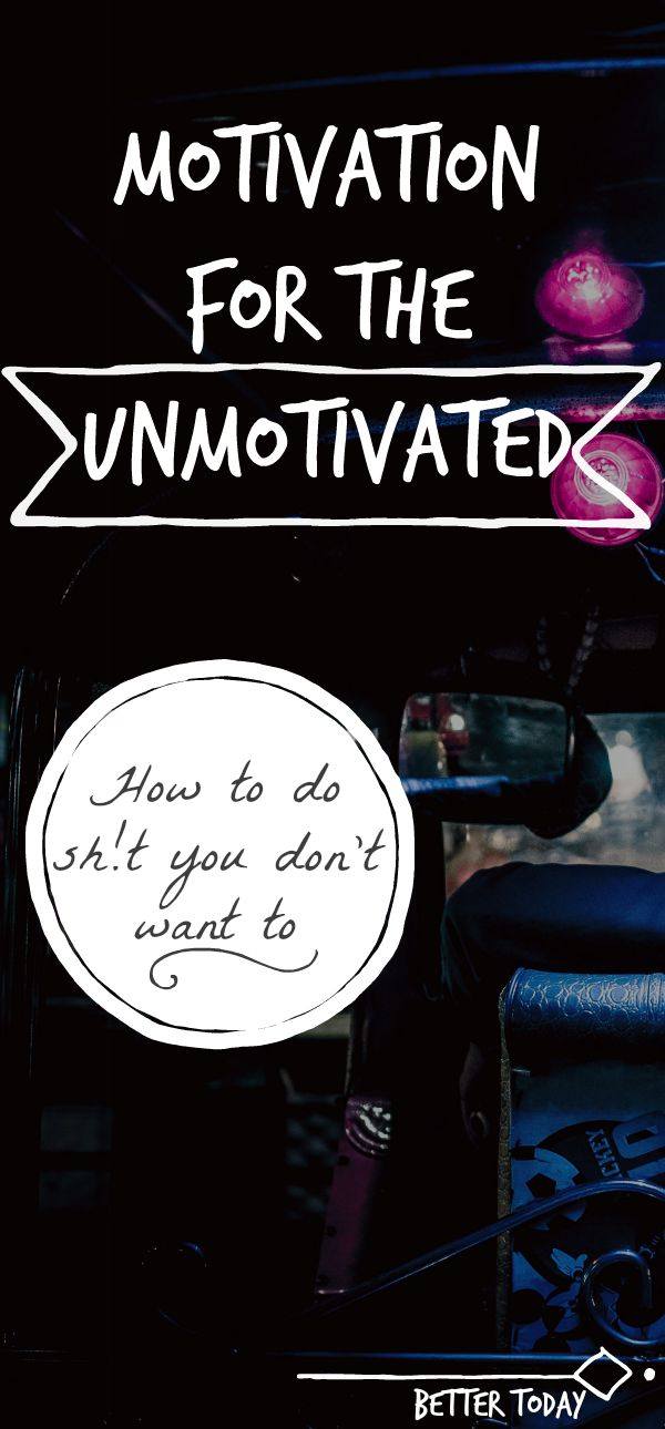 Motivation tips, achieve goals and complete to-do lists. Motivate yourself to success Productivity tips to get you motivated. Even if you aren't a natural productive person. Productivity Tips for the Genuinely Unproductive. Beat procrastination. Strategies for getting things done when you're not motivated. Time management, goal setting, type b #motivation #inspiration