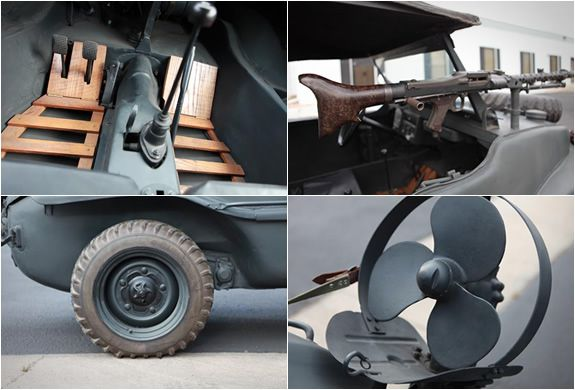 1943 Ww2 Vw Schwimmwagen We Cars And For Sale