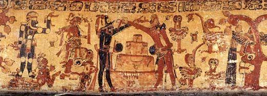 ACHAMAN GUAÑOC: ¿Seres extraterrestres crearon a la raza humana? Libro sagrado de los antiguos Mayas dice SÍ - popol Vuh - creation of animals