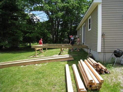 DIY Deck Building Tips - InfoBarrel