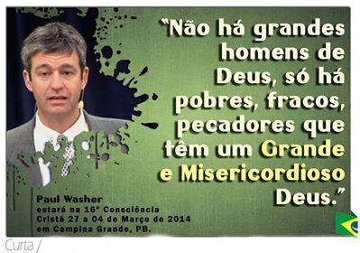 Cristão de Beréia: ROMANOS 3.23 - UM COMENTÁRIO DE PAUL WASHER.