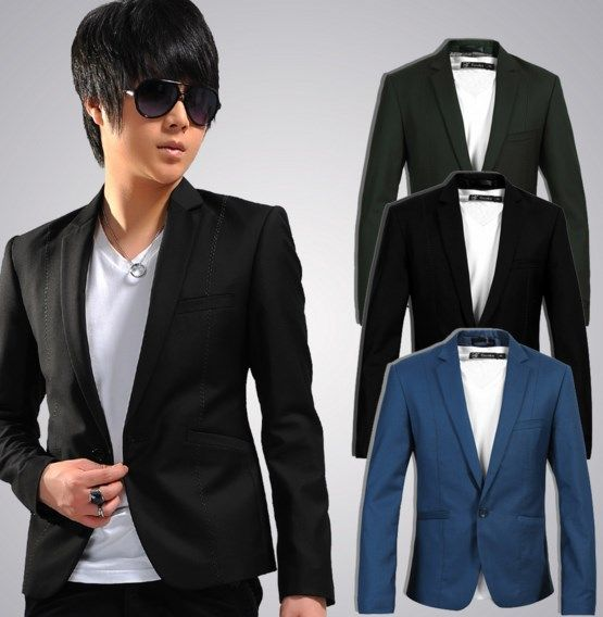Men's Fashion Blazers for Daily Style