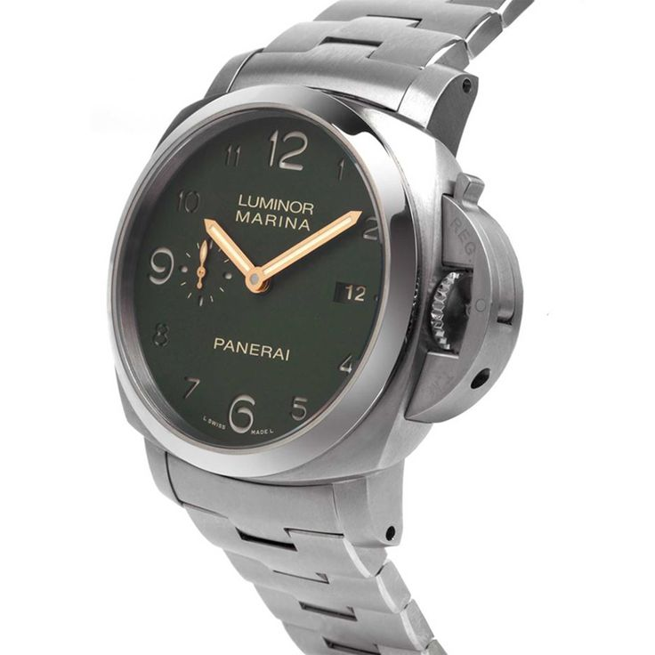 Harrods gets its own version of the Panerai Luminor Marina.