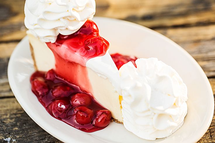 Cherry Cheesecake is the perfect way to celebrate!