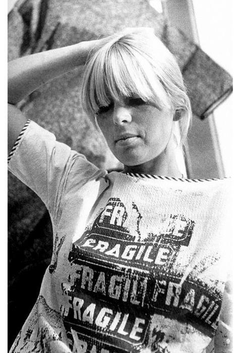 Nico, 1960s.