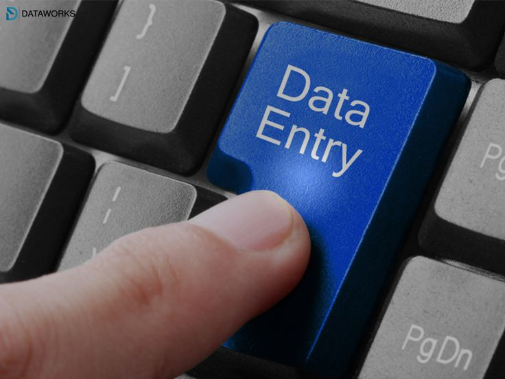 Outsource Dataworks is a data management outsourcing services - data entry experience