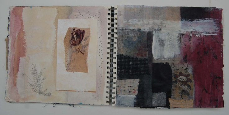 x x x ~ Thread and Thrift, sketchbook