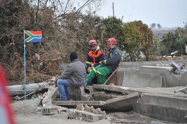 Rescue South Africa in Japan by ER24 EMS (Pty) Ltd., via Flickr