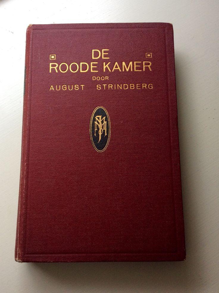 Strindberg: De rode kamer