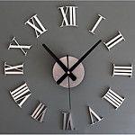 Moderno/Contemporáneo Oficina/ Negocios Familia Escuela/Graduación Amigos Reloj de pared,Novedad Metal 63*63 Interior Reloj 2017 - $47627