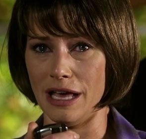 """Haley Hotchner's wig wasn't really for her own safety. 