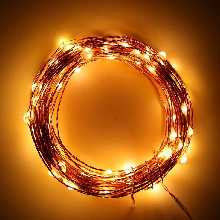 Amazon.com: Addlon LED Starry Novelty LED String Lights,Decor Rope Flexible Copper Wire with 16.4ft,50leds AA Battery Powered for Outdoor and Indoor Environments,wedding,christmas Party (Warm White): Patio, Lawn & Garden