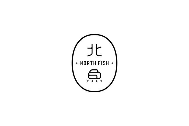 Branding Design Studios   北鱼 China Logo design