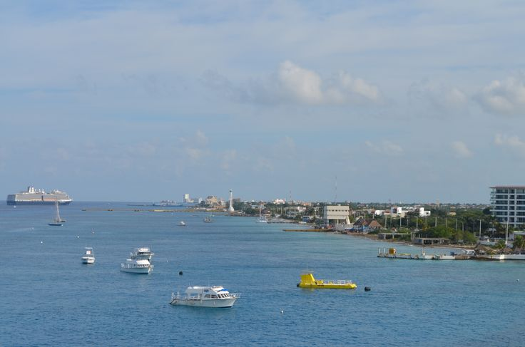 Isla de Cozumel itt: Cozumel, Quintana Roo
