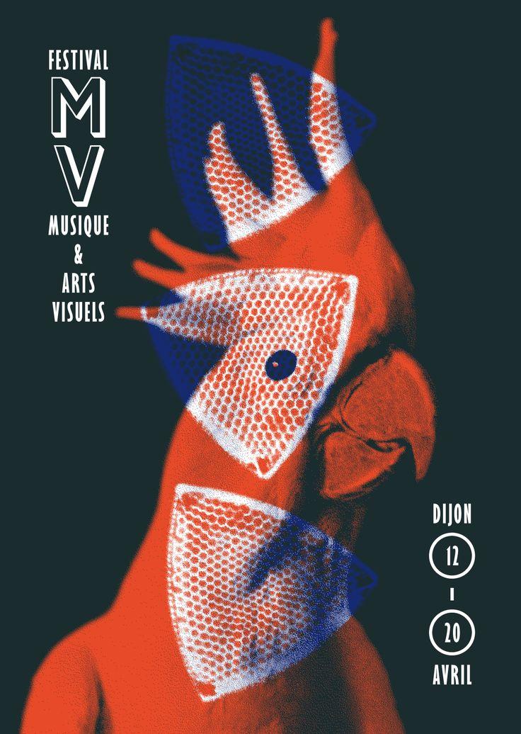 FESTIVAL MV / Musique & Arts visuels, Avril 2014 - Dijon