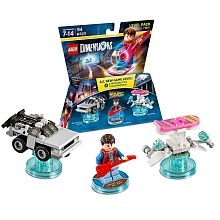 LEGO Dimensions - Ensemble Aventure - Back to the Future (71201)