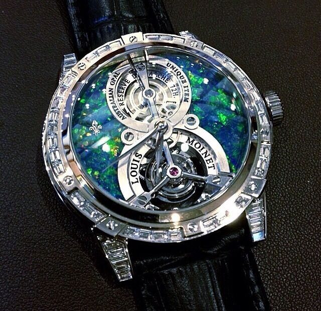 400 000 Time Piece Watch Watches Skeleton Watches