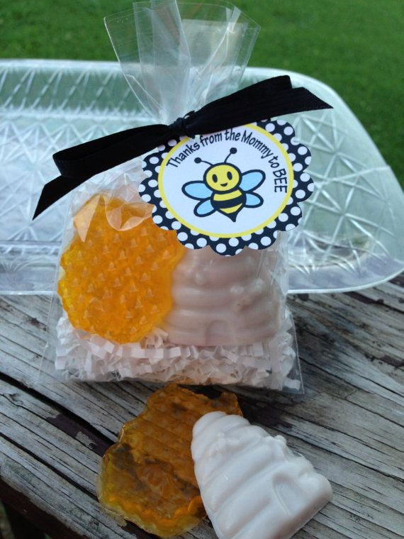 Honeycomb Soap Mommy To Bee Honey Natural By BBSoaps 185