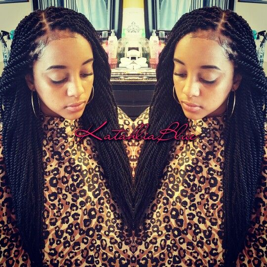 Small Marley Twists  Houston Hair Stylist