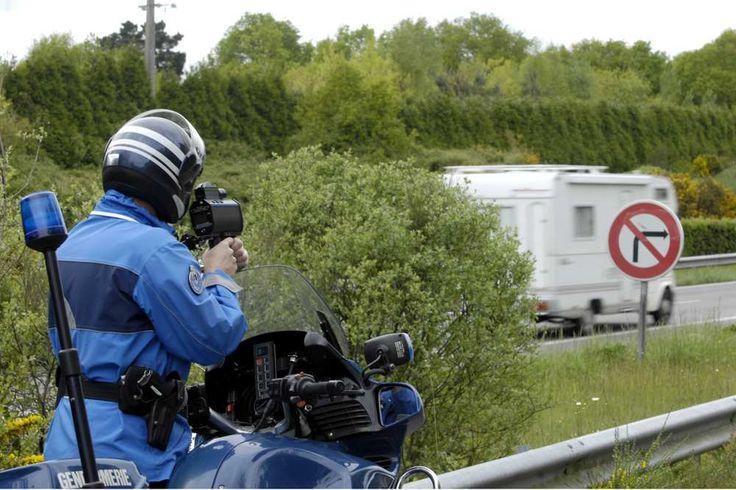 Les automobilistes ont le droit de signaler la localisation des radars, Automobile