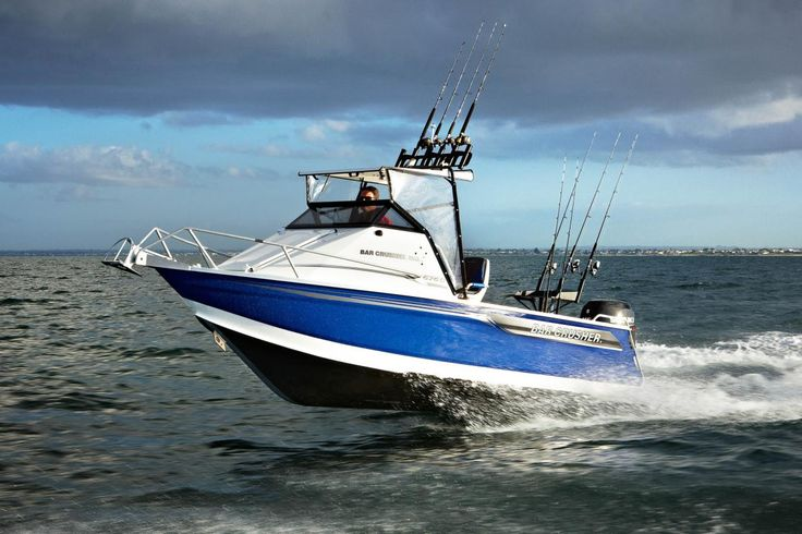 575C | C Models | Cuddy Cabin Series | Bar Crusher Boats - Aluminium Boats and Fishing Boats for Sale