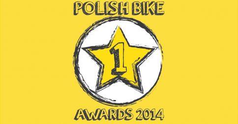 W tym roku wybieramy najlepszych sezonu 2014 w siedmiu kategoriach: Polski produkt /Polska firma rowerowa 2014, Polska impreza rowerowa 2014, Osobowość /Aktywista środowiska rowerowego 2014, Budowniczy tras i infrastruktury rowerowej 2014, Film rowerowy 2014, Polski Bike Park 2014, Europejski Bike Park 2014,