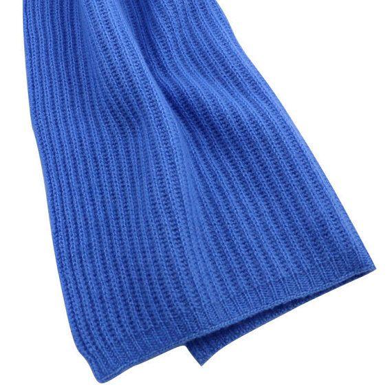 Guarda questo articolo nel mio negozio Etsy https://www.etsy.com/it/listing/470784344/darcy-sciarpa-azzurra-cashmere-sciarpa