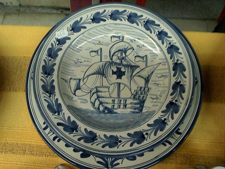 Cer mica de talavera de la reina plates pinterest - Talavera dela reina ceramica ...