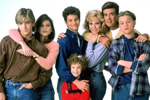 Growing Pains! I love Kirk! :)