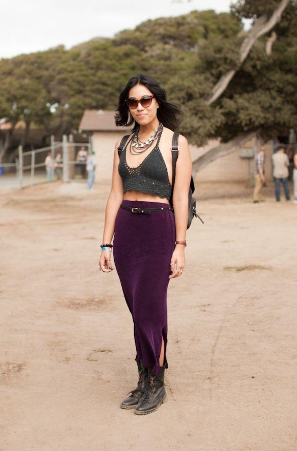 First City Festival Fashion -skirt
