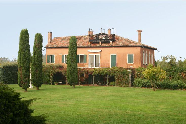 San Giovanni - Torcello - Veneto http://www.salogivillas.com/en/villa/san-giovanni-22F9