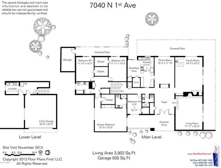43 best House floor plans images on Pinterest Vintage house plans - copy tucson blueprint building