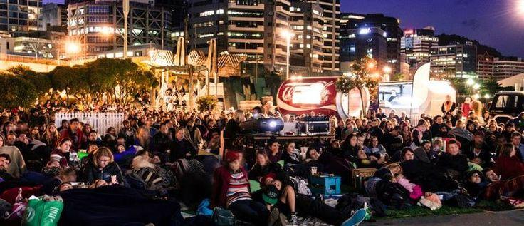 Wellington Free Outdoor Cinema