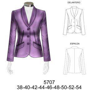 Resultado de imagen para blazer para mujeres  con cuello esmokin