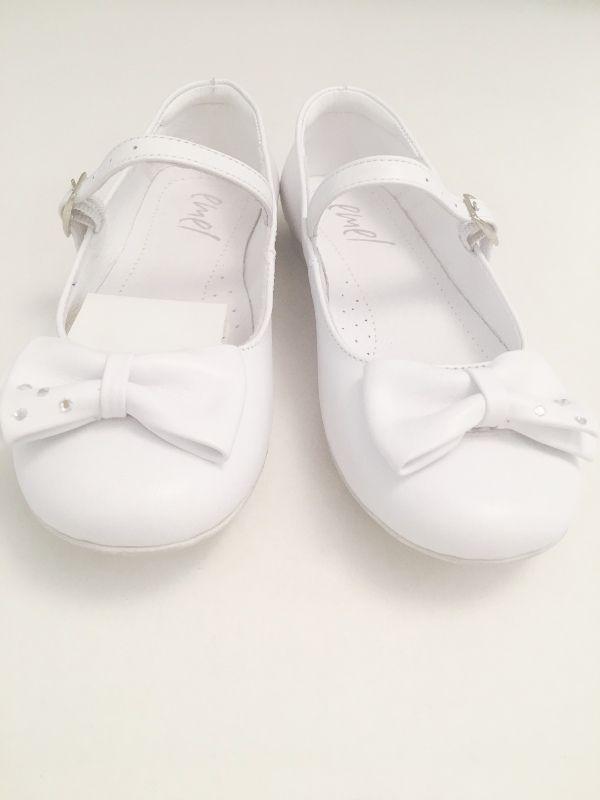 Pantofle Komunijne Emel 2587 Rossa Kids Dance Shoes Sport Shoes Shoes
